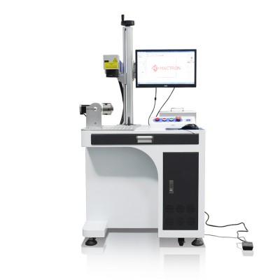 30W Fiber Laser Marking Machine System