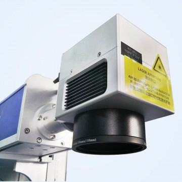 Galvo Scanner and F-theta Lens of Fiber Laser Marker
