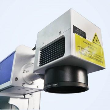 Galvo Scanner and F-theta Lens of Fiber Laser Marker