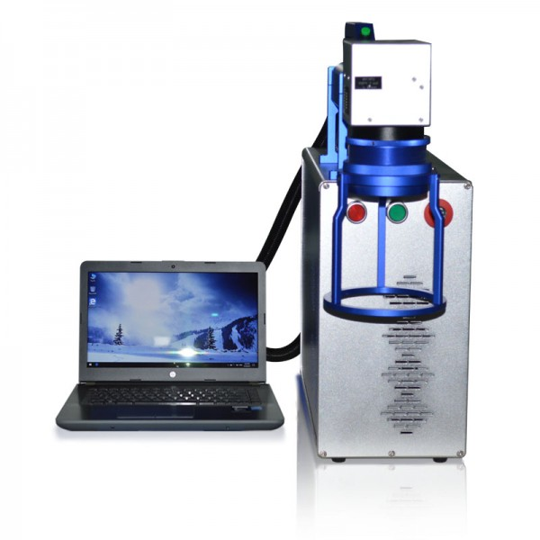 Handheld Fiber Laser Marking Machine
