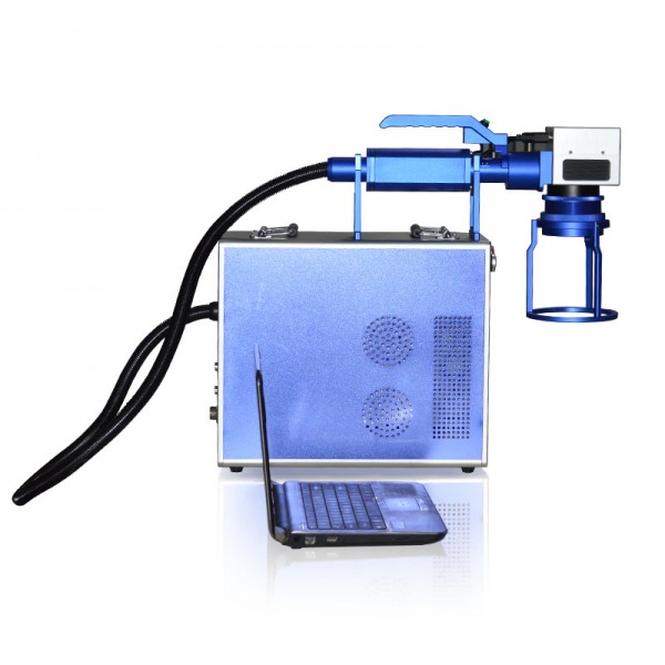 Handheld Portable Fiber Laser Marking Machine Mactron