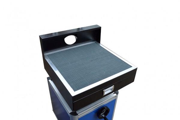 Lifting Platform of Glass Tube Co2 Laser Marker