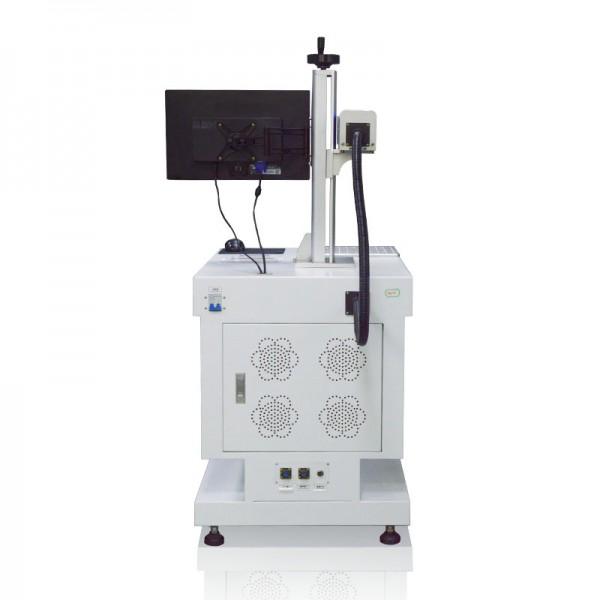 Mactron Fiber Laser Marking Machine 30W Back View