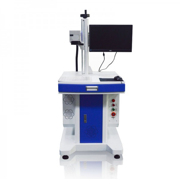 Mactron Fiber Laser Marking Machine 30W Front View