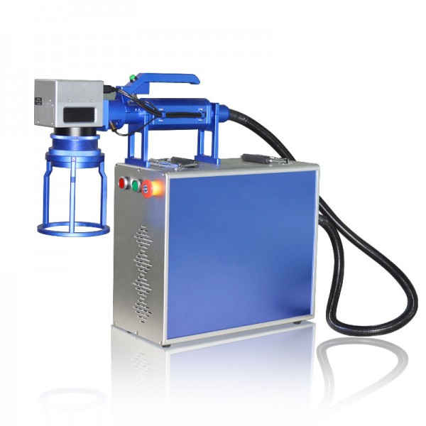 Mactron Tech Handheld Fiber Laser Marking Machine