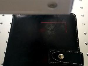 Red Light Positioning Function Installed on Co2 Laser Marker Engraver