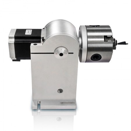 180-degree Rotary Attachment of Laser Marking Engraving Machine