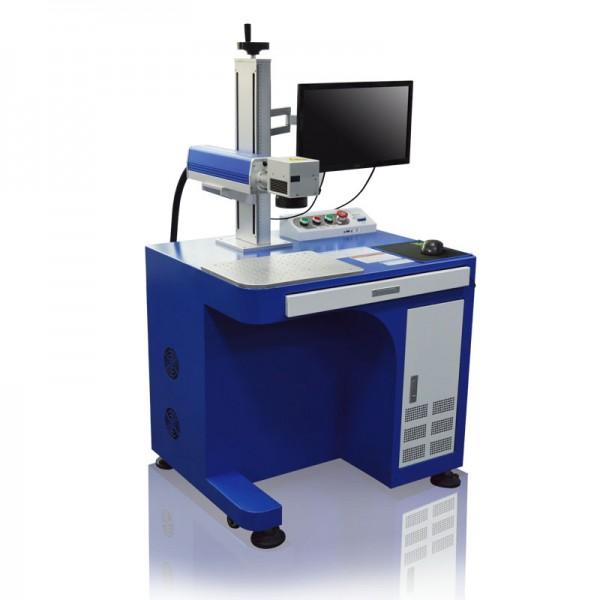 China Fiber Laser Marking Engraving Machine
