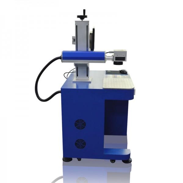 China Fiber Source Laser Marking Engraving Machine