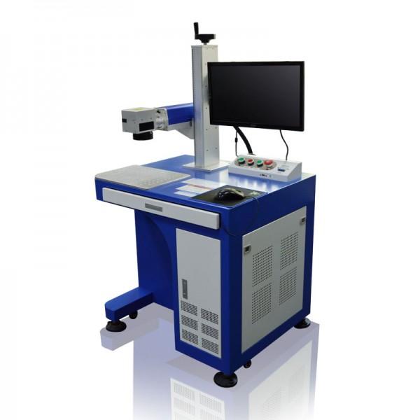 China Laser Fiber Marking Engraving Machine