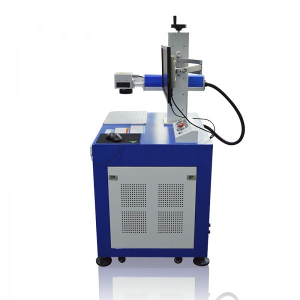 China Laser Fiber Source Marking Engraving Machine
