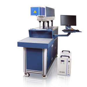 Co2 Laser Engraving Etching Machine for Invitation Gift Cards