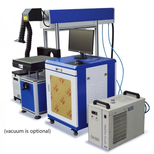 Co2 RF Laser Marking Machine 60W