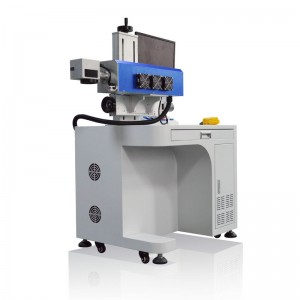 Custom 4 Axis Co2 Laser Marking Engraving Machine