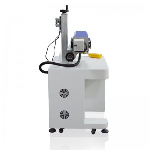 Custom 4 Axis Co2 Laser Marking Engraving Machine System