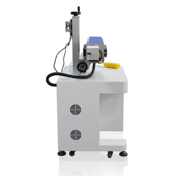 Custom 4 Axis Co2 Laser Marking Machine System