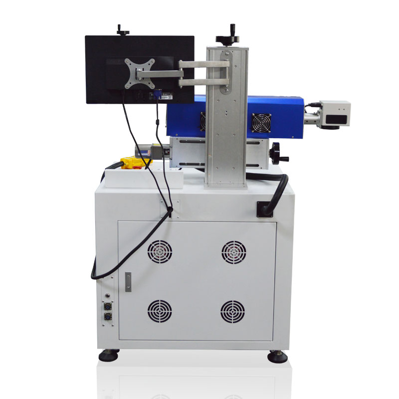 Co2 Laser Solution Mexico: 4 Axis Co2 Laser Marking Machine