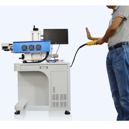 Custom 4 Axis Co2 Laser Marking Machine