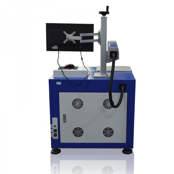 Fiber Laser China Marking Engraving Machine