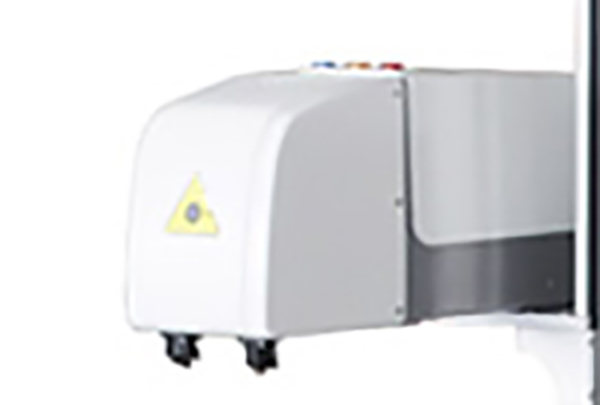 3d galvo scanner of 3d laser etching marking machine mactron