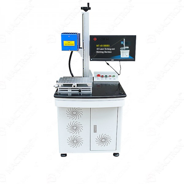3D Laser Engraving Machine Mactron