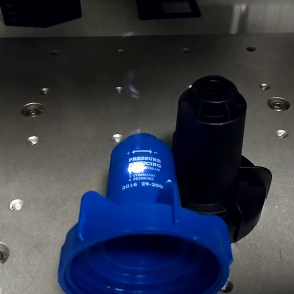 Laser Marking Machine for Plastic
