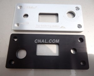 Laser Marking on Aluminum Parts