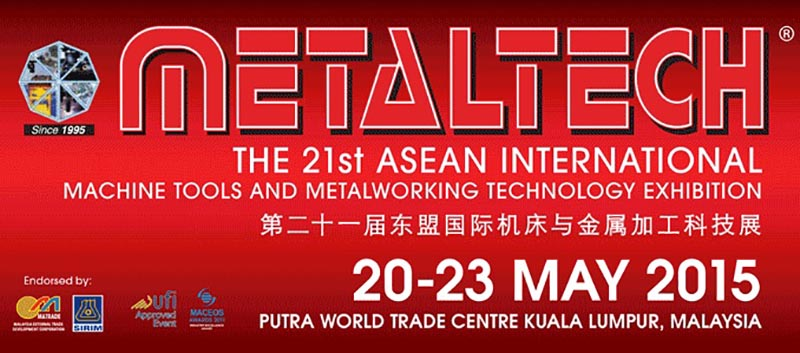 MetalTECH 2015 Malaysia
