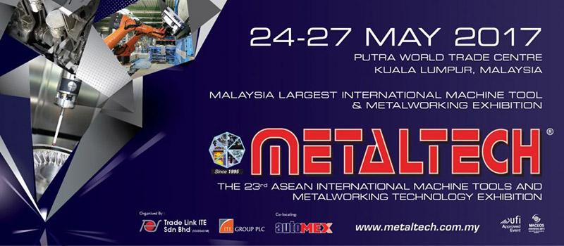 MetalTECH 2017 Malaysia