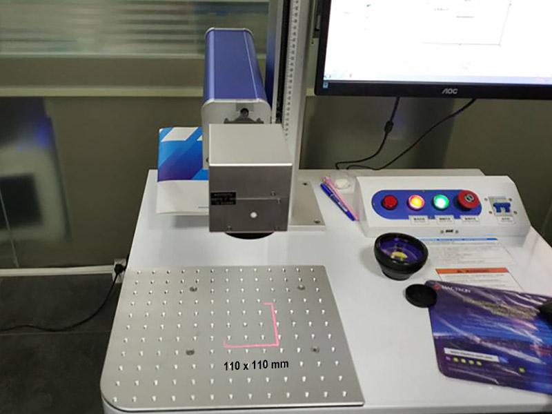 Laser Marker Engraver 110 x 110mm