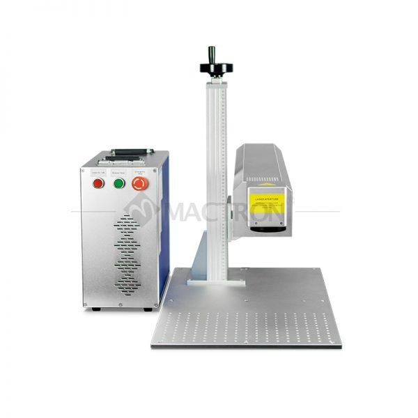 桌面金属射频管打标机-2